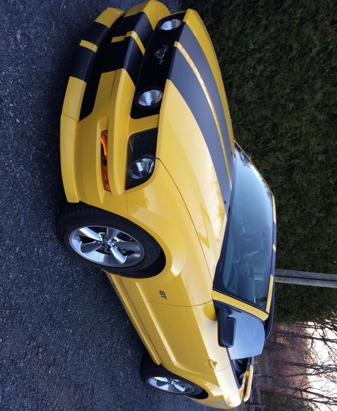 2006 Mustang GT décapotable Imagea10