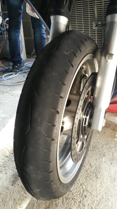 Essai pneu Dunlop RoadSmart III - Page 4 20161012