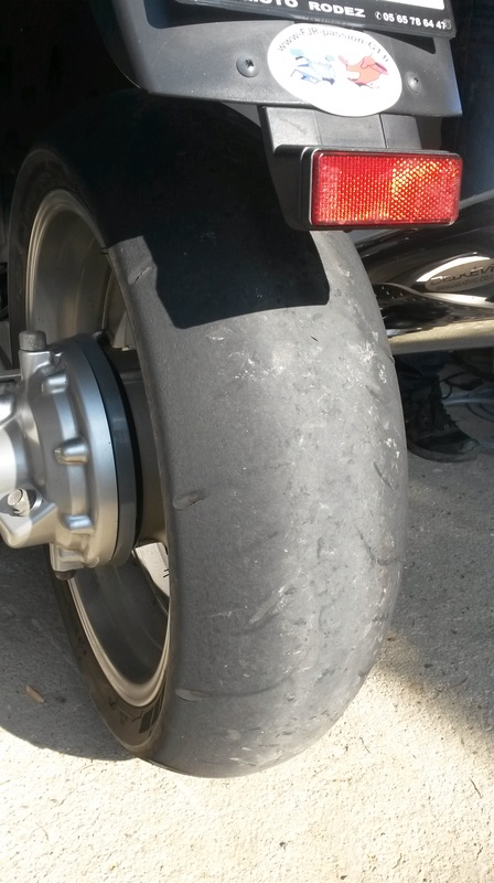 Essai pneu Dunlop RoadSmart III - Page 4 20161013