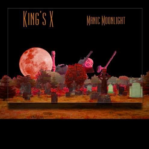 King's X Manicm10