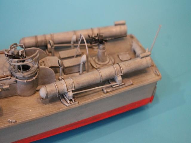 un pt boat au repos  Img_0013