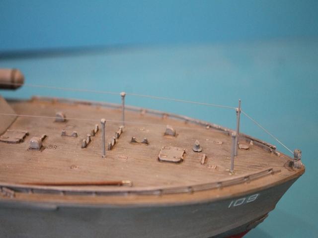 un pt boat au repos  Img_0014