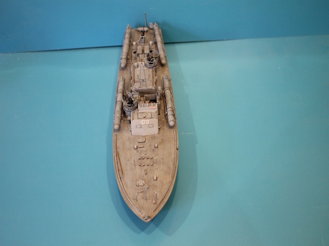 un pt boat au repos  Img_0015