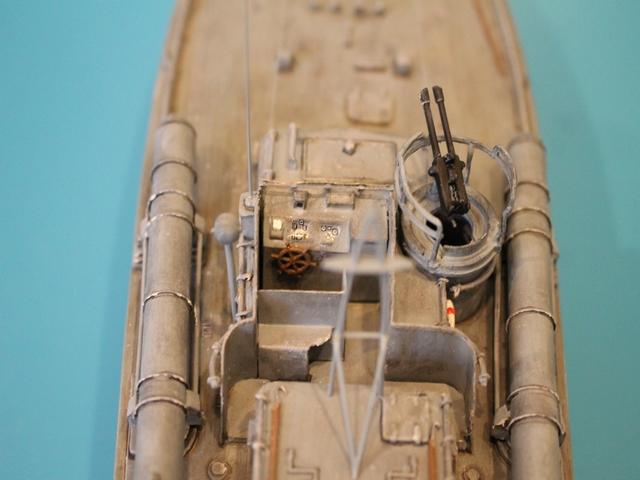 un pt boat au repos  Img_0019