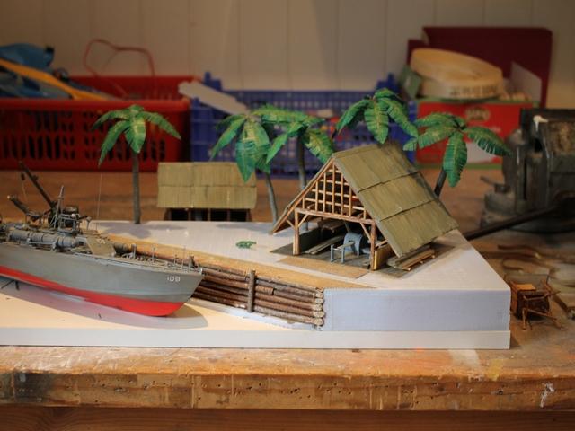 un pt boat au repos  Img_0644