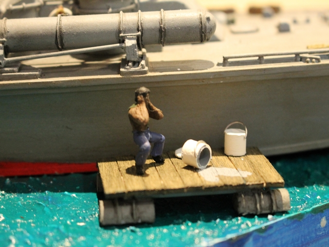 un pt boat au repos  Img_0715