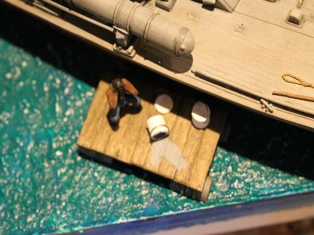un pt boat au repos  Img_0717