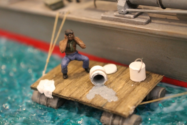 un pt boat au repos  Img_0742
