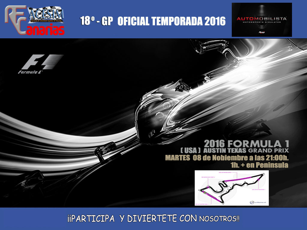 FORMULA ONE AUSTIN TEXAS 2016 Gp_aus10
