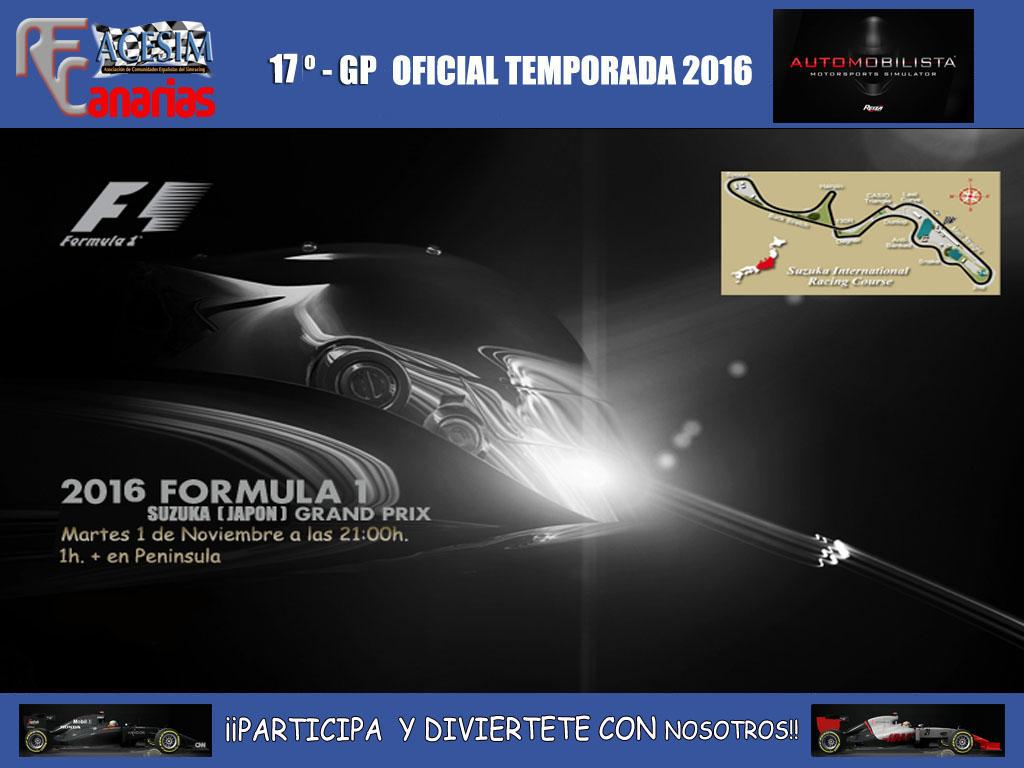 FORMULA ONE SUZUKA 2016 Gp_suz10