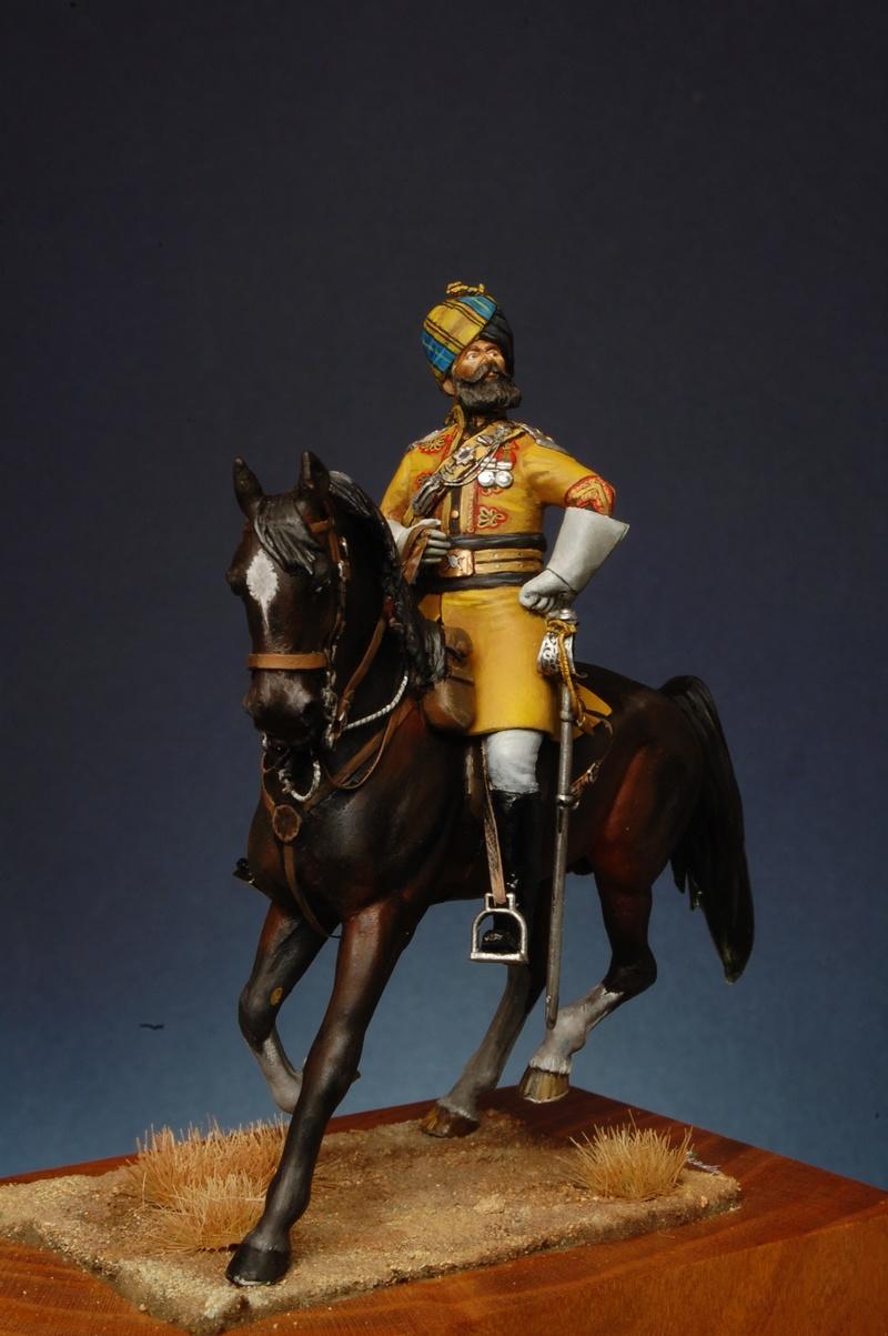 Hommage a JCC - le Risaldar-Major Abdul Gaffar Khan - 1st skinner horse 2016_019