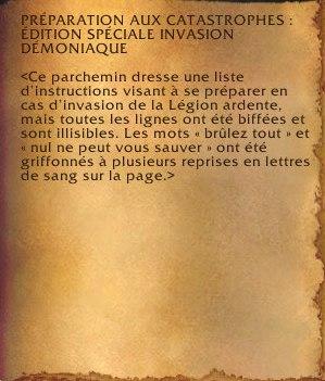 Vérité et Dissimulation, la puissance de l'Esprit face à l'Invasion Ardente Humide10