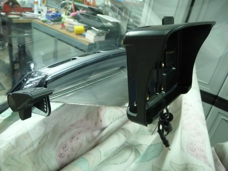 """NavigTruck - Un GPS """"ANGEVIN"""" produit du terroir. P1270725"""