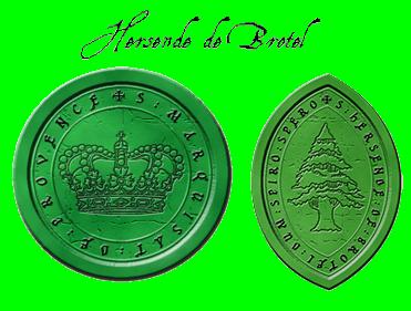 Alliance avec le Marquisat de Provence Hersen12