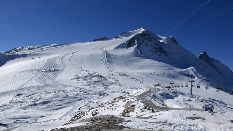 Le glacier de la Grande Motte à Tignes - Page 2 P1050221