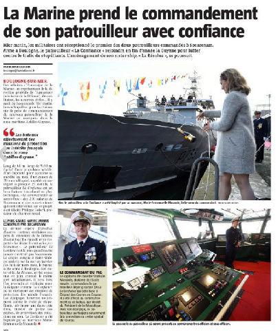 [Vie des ports] Port de Boulogne Pat211