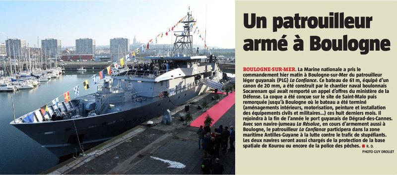 [Vie des ports] Port de Boulogne Patrou11