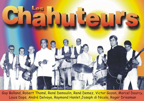 Les chahuteurs de Bellaire ( Liège) Chahut11
