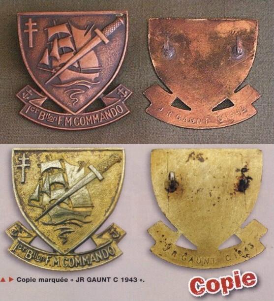 Identification insigne commandos marine  Compag10