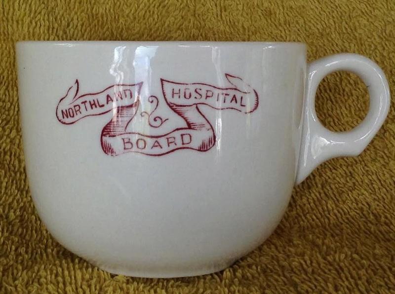 Northland Hospital Board monogram Nhb10