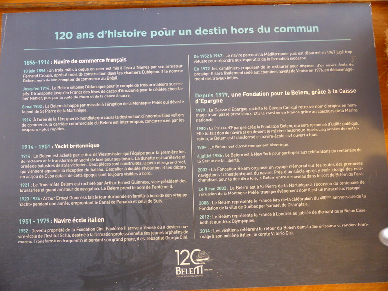 Le BELEM à Sète P1010311