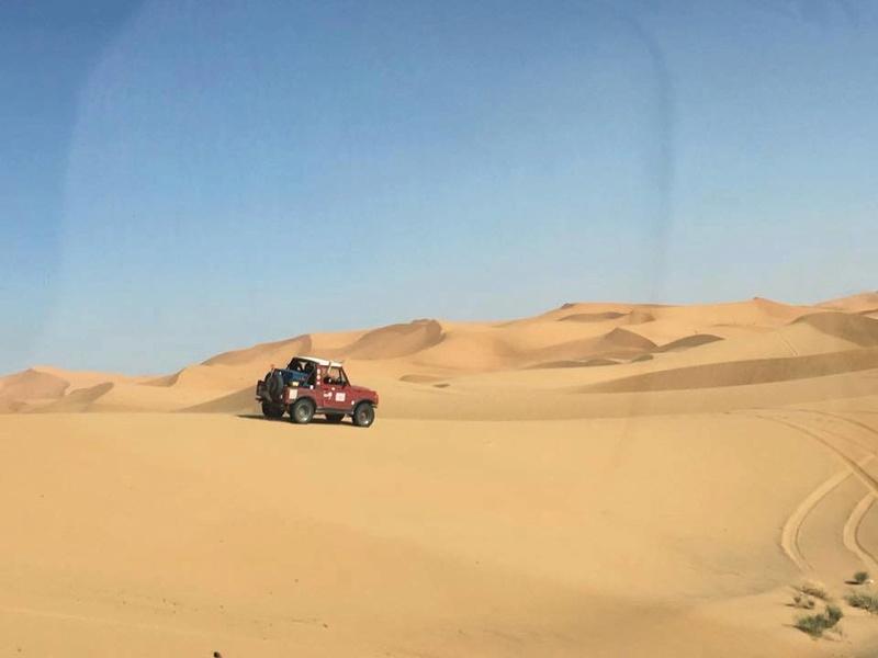 Raid Suzuki au Maroc 2017 14650310