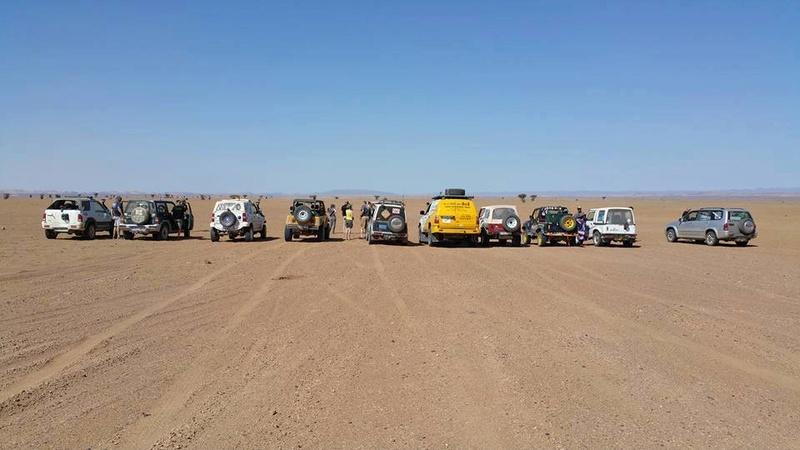 Raid Suzuki au Maroc 2017 14671210