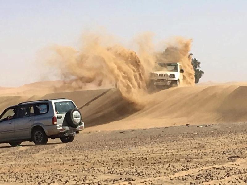 Raid Suzuki au Maroc 2017 14691110