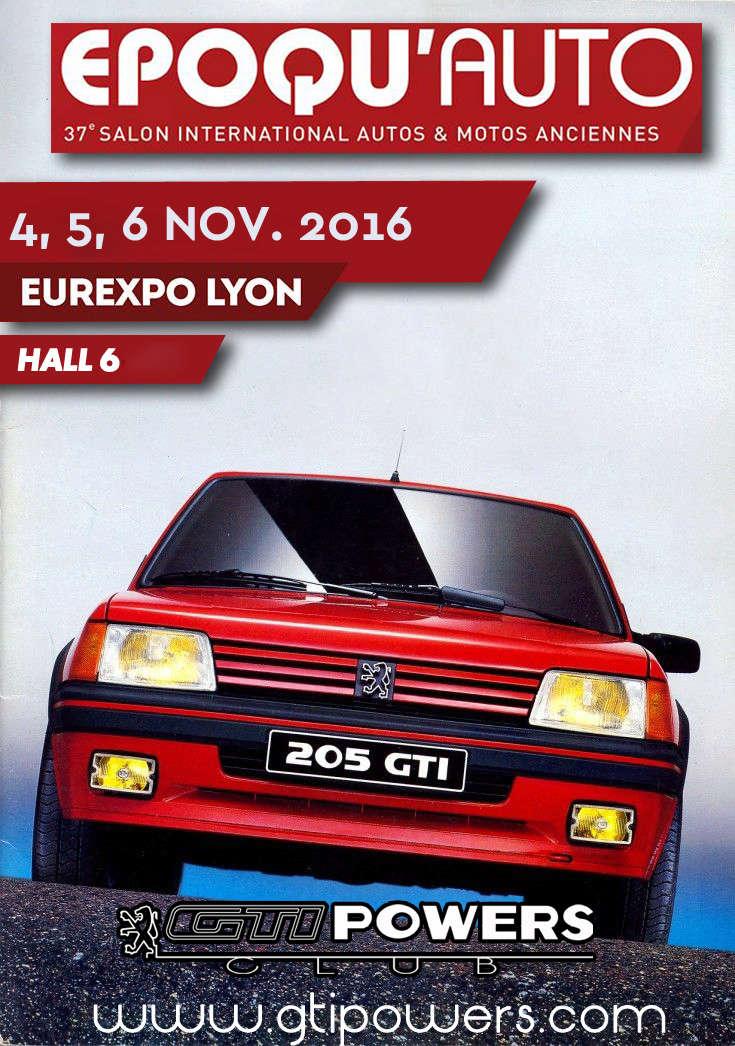 Epoqu'auto - Lyon - 4-5-6 Nov 2016 - Hall 6 Affich10