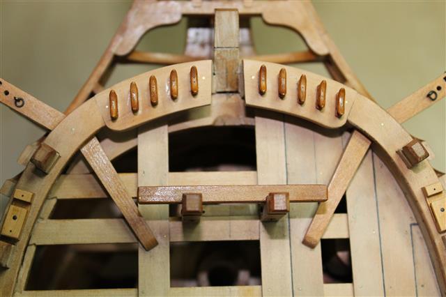 La Belle 1684 scala 1/24  piani ANCRE cantiere di grisuzone  - Pagina 5 Img_0411