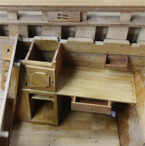 La Belle 1684 scala 1/24  piani ANCRE cantiere di grisuzone  - Pagina 5 Rimg_014