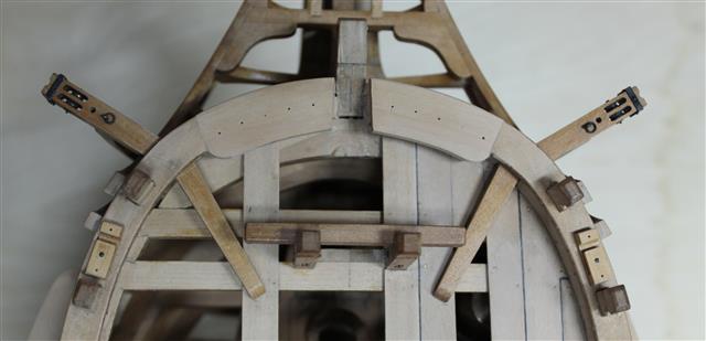 La Belle 1684 scala 1/24  piani ANCRE cantiere di grisuzone  - Pagina 5 Rimg_027