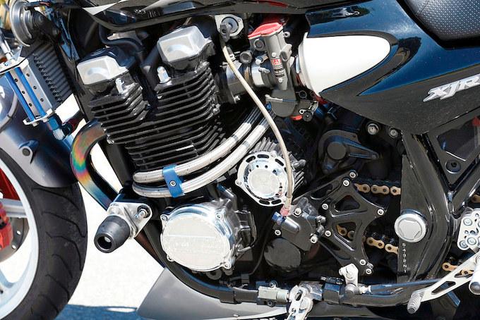 Yamaha XJR  - Page 2 Detail16