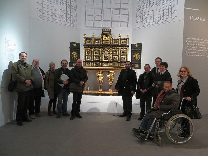 créer - Exposition Créer pour Louis XIV, Galerie des Gobelins 03910b10