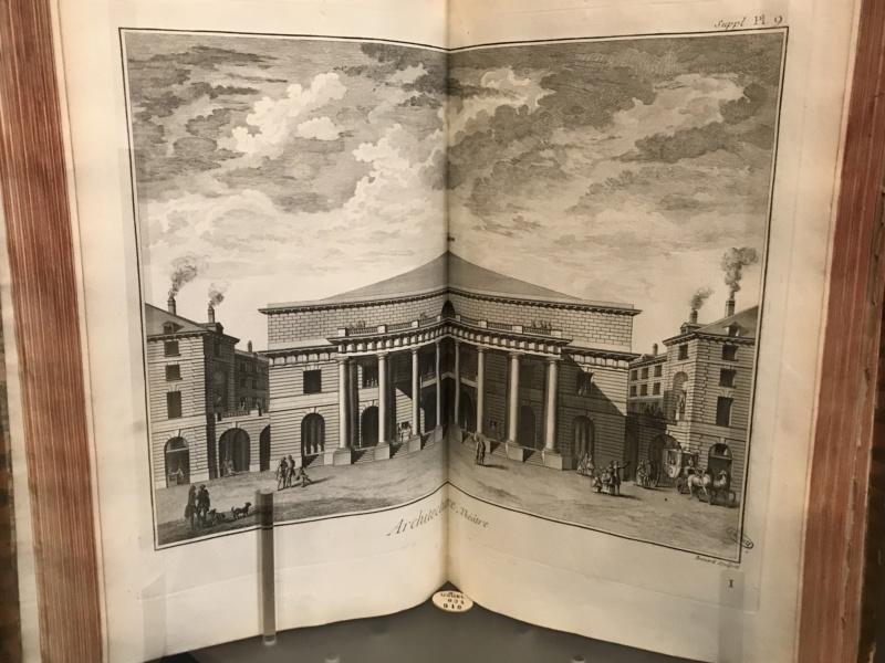 Jacques-François Blondel et l'enseignement de l'architecture 05a8b510