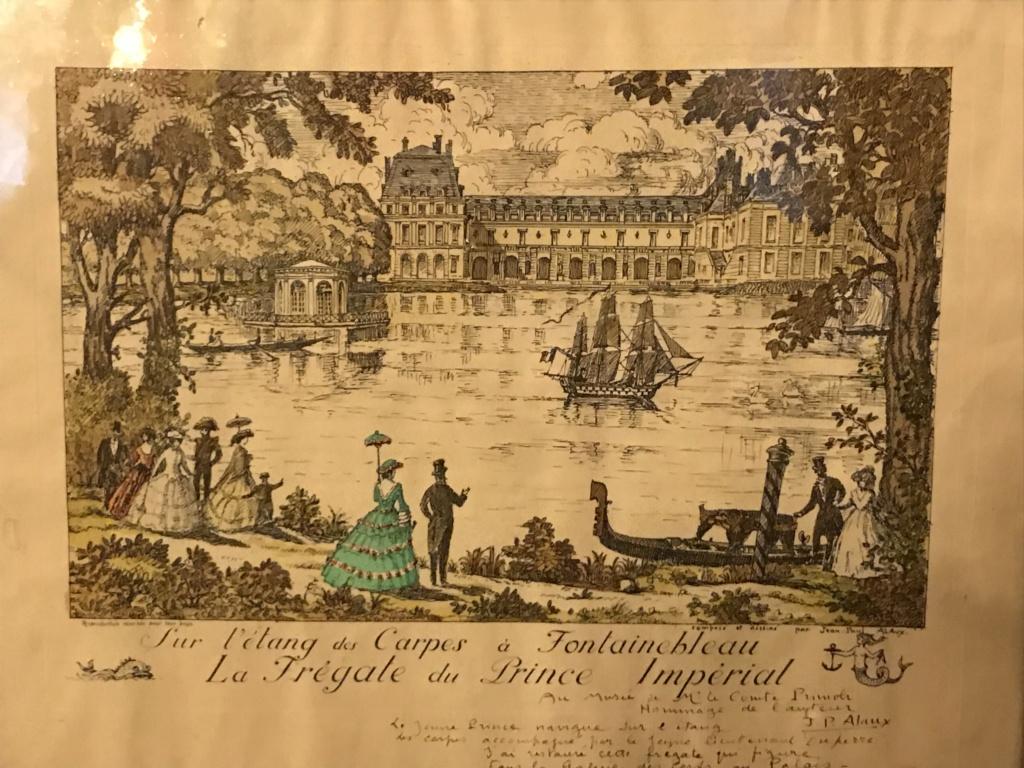 Expo : Napoléon III et Eugénie reçoivent à Fontainebleau - Page 3 1a628e10