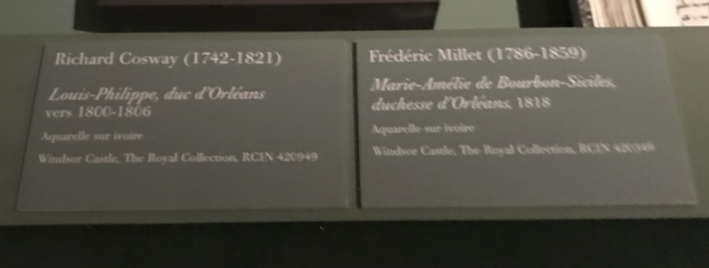 Exposition Louis-Philippe, en 2018 à Versailles - Page 6 24b97610