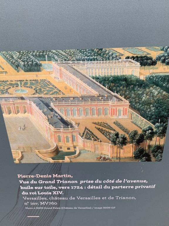 Restitution du jardin privé d'Elisabeth-Charlotte d'Orléans à Lunéville 25829510