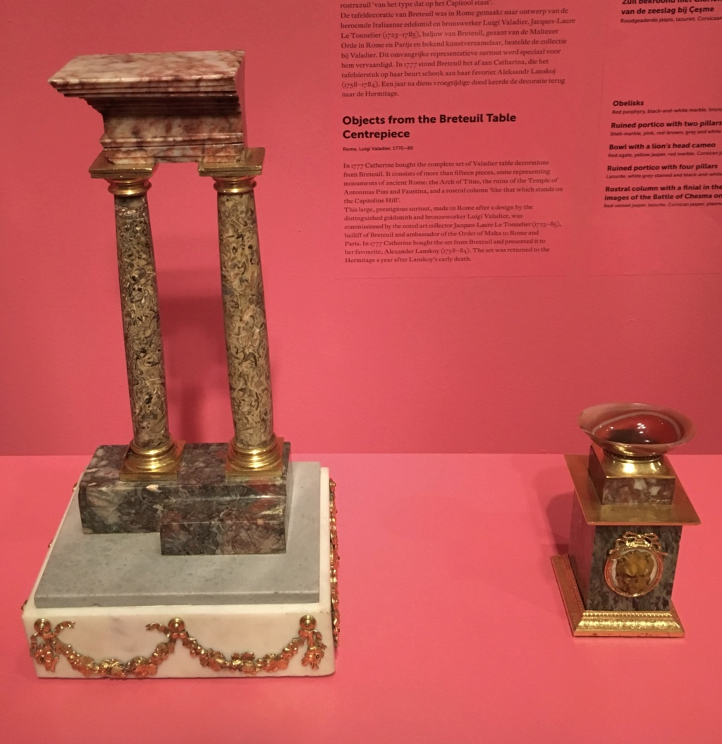 Exposition Luigi Valadier à la Frick Collection - New-York 36414710