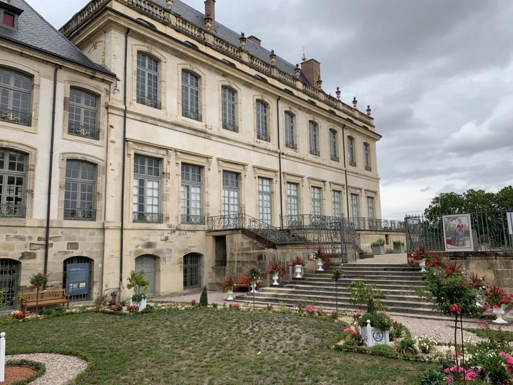 Restitution du jardin privé d'Elisabeth-Charlotte d'Orléans à Lunéville 3827aa10