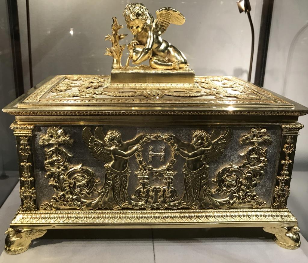 MAD expo : Dessiner l'or et l'argent, Odiot orfèvre 3c835810
