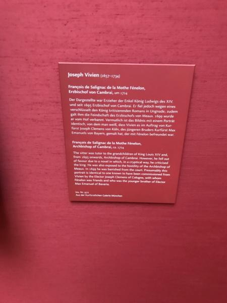 Exposition : Tricentenaire de la mort de Fénelon 4f364610