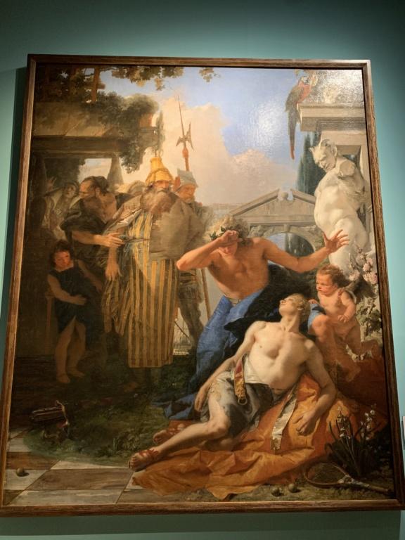 Hyacinthe, un amour malheureux d'Apollon 5b67fe10