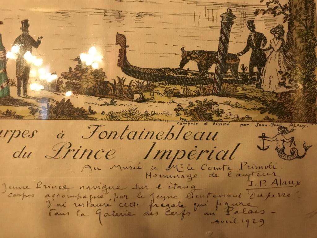 Expo : Napoléon III et Eugénie reçoivent à Fontainebleau - Page 3 774c4610