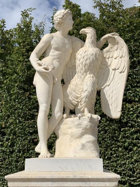 ganymede - Ganymède, aimé de Jupiter, échanson des dieux 7ac84310
