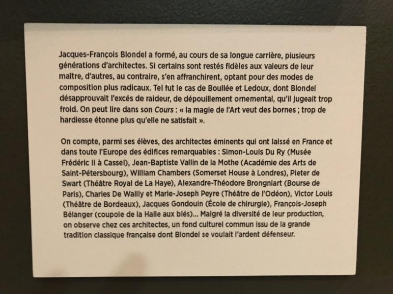 Jacques-François Blondel et l'enseignement de l'architecture 7b19e210