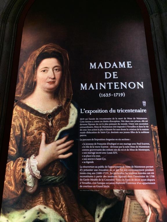 Exposition Madame de Maintenon / 15 avril - 21 juillet 2019 - Page 2 7c3e1a10