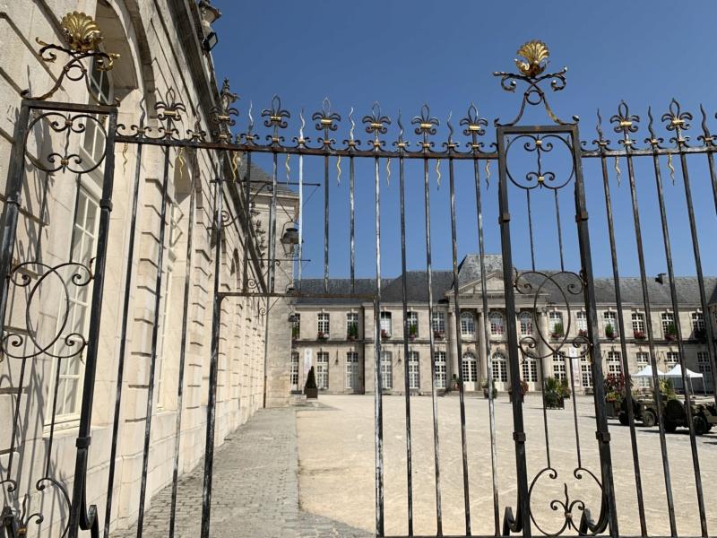 Château Stanislas à Commercy 808f9e10