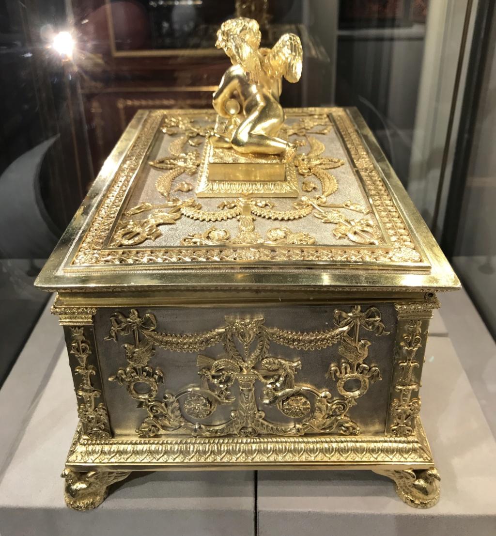 MAD expo : Dessiner l'or et l'argent, Odiot orfèvre 849f0410