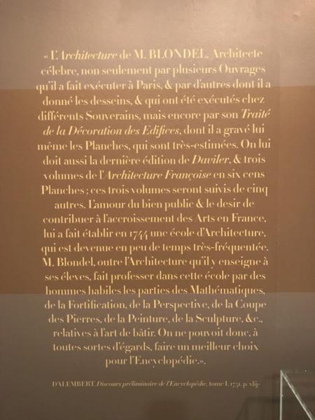 Jacques-François Blondel et l'enseignement de l'architecture 88f2f710
